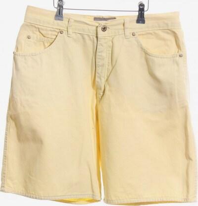 COLLEZIONE ALESSANDRO Jeansshorts in L in pastellgelb, Produktansicht