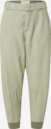 Dawn Pantalon en menthe, Vue avec produit