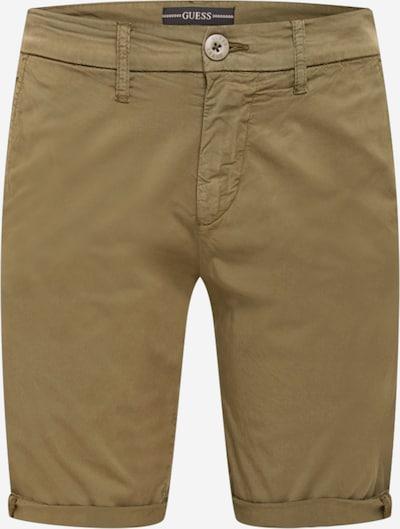 Pantaloni 'MYRON' GUESS di colore verde scuro, Visualizzazione prodotti