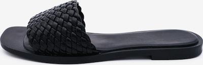 Kamoa Pantolette in schwarz, Produktansicht