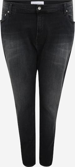 Calvin Klein Jeans Plus Jean en noir denim, Vue avec produit