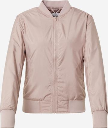 Urban Classics Between-Season Jacket in Beige