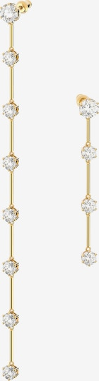 Swarovski Ohrringe in gold, Produktansicht