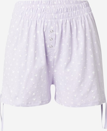 Cotton On Body Pyjamahose in Lila