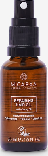 MICARAA Naturkosmetik Haaröl Natural Hair Oil Travel Size 30ml in braun, Produktansicht