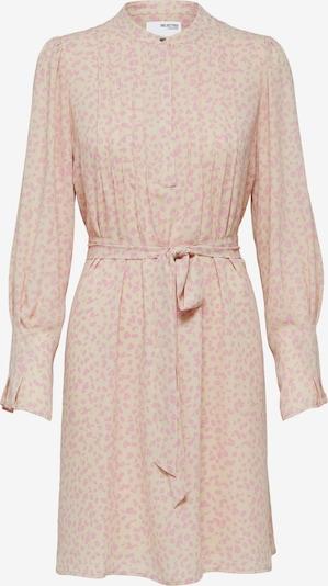 SELECTED FEMME Shirt Dress 'SLFLIVIA' in Pink / Light pink, Item view