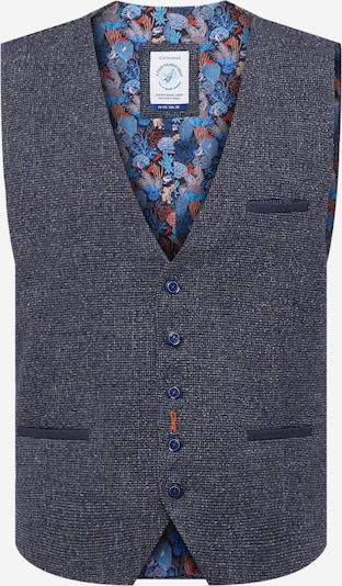 A Fish named Fred Мъжка елек за костюм в гълъбово синьо, Преглед на продукта