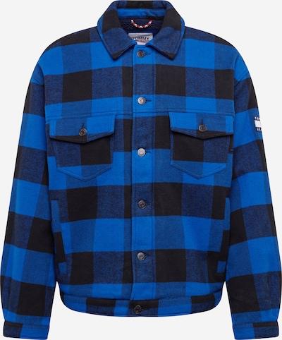 Tommy Jeans Tussenjas in de kleur Blauw / Navy, Productweergave