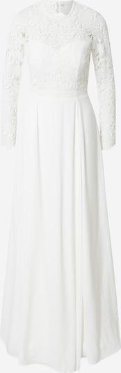 Rochie de seară IVY & OAK pe alb, Vizualizare produs