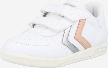 Hummel Sneaker in Weiß