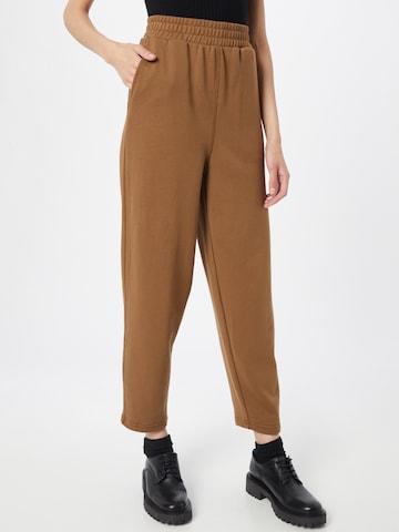 OBJECT Bukse 'MONNA' i brun