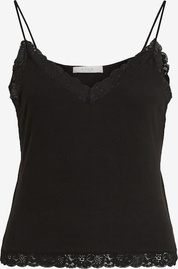 VILA Top 'Vibe' w kolorze czarnym, Podgląd produktu