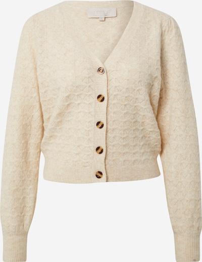 minus Strickjacke 'Diana' in beige, Produktansicht