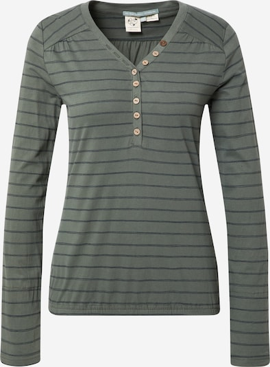 Ragwear Shirt in marine / oliv, Produktansicht