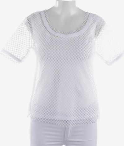 ARMANI EXCHANGE Top / Seidentop in XS in weiß, Produktansicht