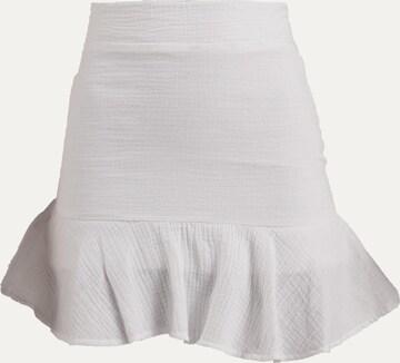 Gessica Minirock in Weiß