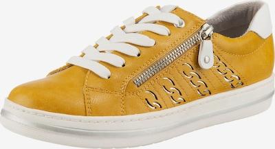 Relife Sneaker 'Jalilace' in gelb / weiß, Produktansicht