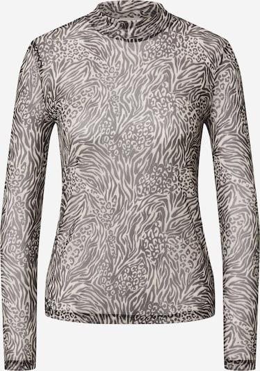 VILA Tričko 'EVERLAN' - černá / bílá, Produkt