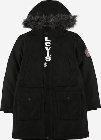 Veste d'hiver LEVI'S en noir