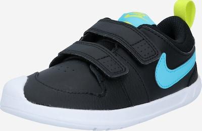 NIKE Zapatillas deportivas 'Pico 5' en azul / verde / negro, Vista del producto