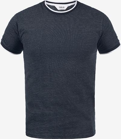 !Solid Rundhalsshirt 'Saul' in blau / marine / navy / dunkelblau, Produktansicht