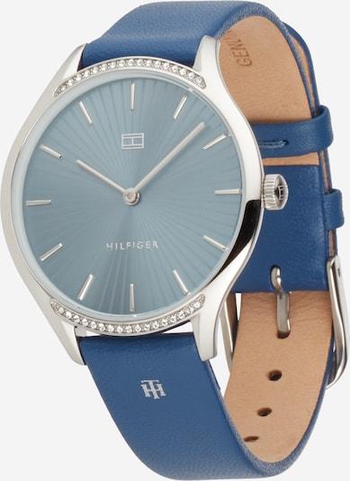 TOMMY HILFIGER Analogové hodinky - tmavě modrá / stříbrná, Produkt