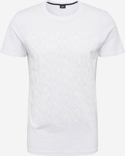 JOOP! Jeans Shirt in de kleur Wit, Productweergave