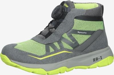 RICHTER Sneaker in gelb / grau, Produktansicht