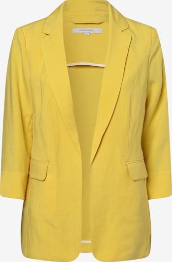 apriori Blazer in gelb, Produktansicht