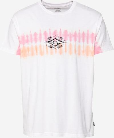 BILLABONG Tričko 'Rose Diamond' - mandarínková / fuksia / čierna / biela, Produkt