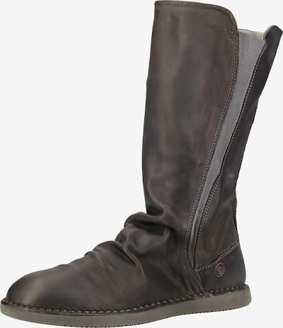 Softinos Stiefel in anthrazit, Produktansicht