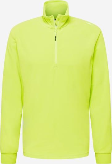 CMP Sportiska tipa džemperis, krāsa - gaiši zaļš, Preces skats