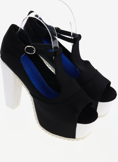 Jeffrey Campbell High Heels & Pumps in 40 in Black / White, Item view