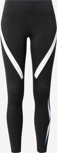REEBOK Športové nohavice - čierna, Produkt