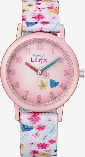 PRINZESSIN LILLIFEE Uhr in mischfarben / rosa / weiß, Produktansicht