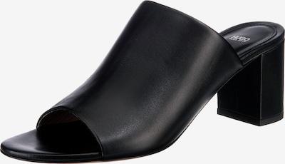 HUGO Pantolette 'Frida' in schwarz, Produktansicht