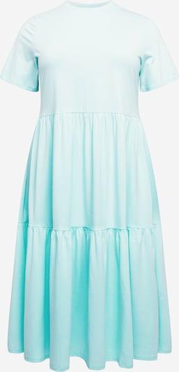 GLAMOROUS CURVE Kleid in aqua, Produktansicht