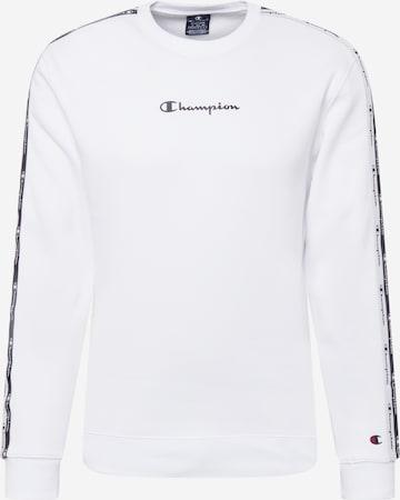 Champion Authentic Athletic Apparel Sweatshirt in White