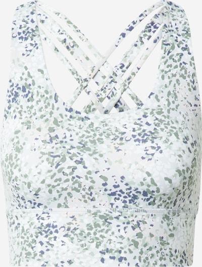 Top Cotton On di colore blu colomba / oliva / bianco, Visualizzazione prodotti
