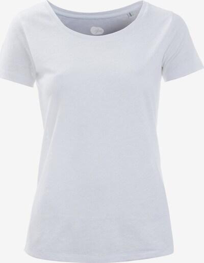 glore T-Shirt ' Sissi Leinen ' in weiß, Produktansicht