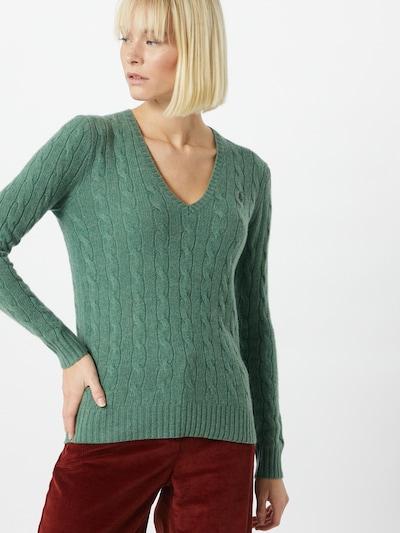 Pullover 'Kimberly' POLO RALPH LAUREN di colore verde, Visualizzazione modelli