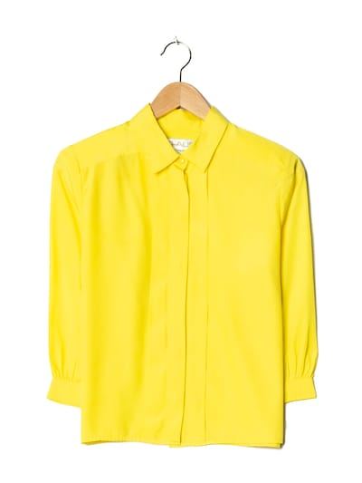 Chaus Blouse & Tunic in L in Neon yellow, Item view