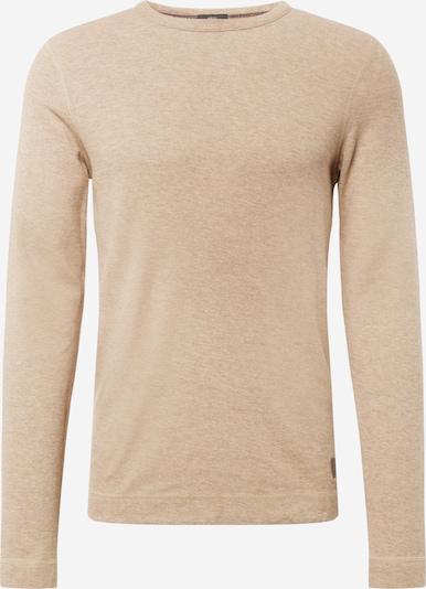 BOSS Casual T-Shirt 'Tempest 1' en caramel, Vue avec produit