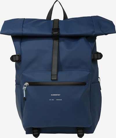 SANDQVIST Backpack 'RUBEN' in Night blue, Item view