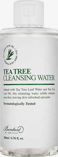 Benton Gesichtswasser in transparent, Produktansicht