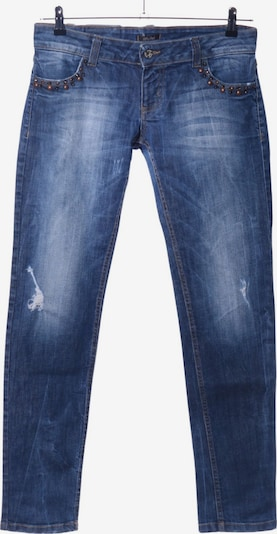 Motel Slim Jeans in 32-33 in blau, Produktansicht