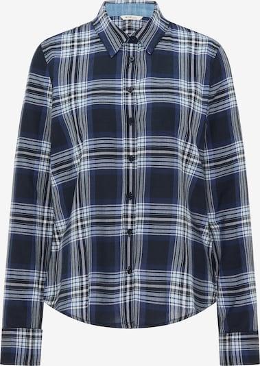 MUSTANG Bluse in blau, Produktansicht