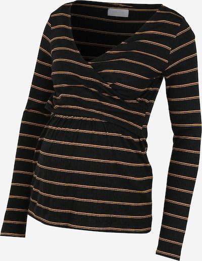 MAMALICIOUS Majica | rumena / črna barva, Prikaz izdelka