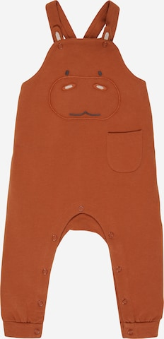 Hust & Claire Traksipüksid 'Mikie', värv pruun