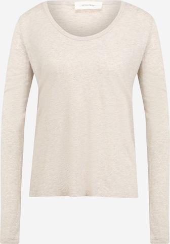 AMERICAN VINTAGE Shirt 'JACKSONVILLE' in Beige